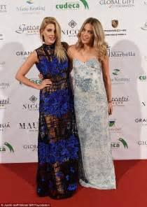 Alesha Dress Set alesha dixon in black floral dress on the carpet at