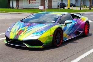 Lamborghini Hurrican Psycho Hurricane Wrapfolio