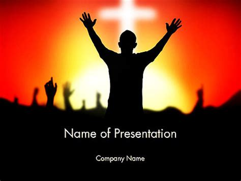Christian Counseling Powerpoint Template Backgrounds Spiritual Powerpoint Templates