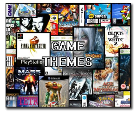 html game themes themes for windows 7 windows 8 game themes for windows 7