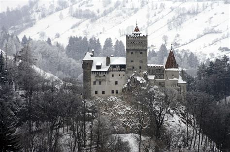 home to dracula s castle in transylvania bran castle in romania