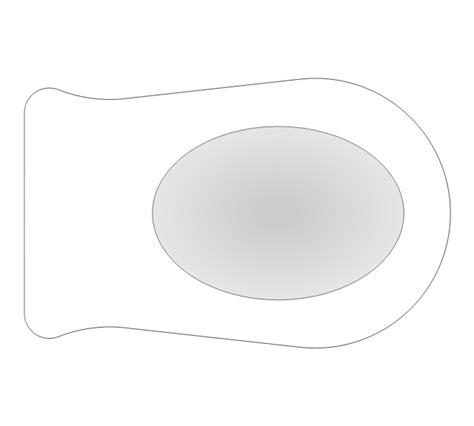 bathroom vector stencils library design elements