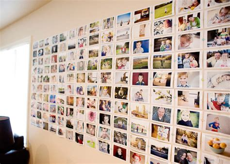 ideas for displaying pictures on walls 12 affordable tricks to originally bring photography into