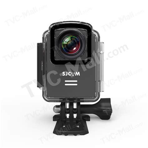 Sjcam Mini sjcam m20 mini 1 5 inch screen wifi 16mp 4k sony imx206 black tvc mall