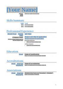 Microsoft Work Resume Template by 286 Best Images About Resume On Entry Level