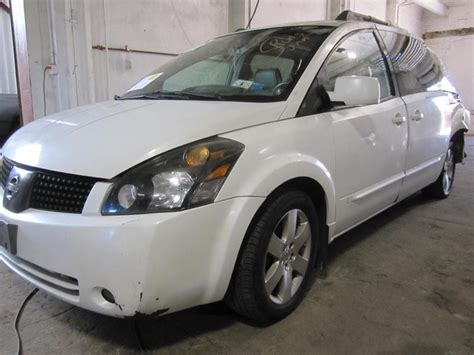 nissan quest 2004 parts parting out 2004 nissan quest stock 120375 tom s