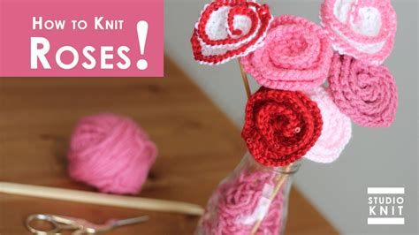 how to make finger knit flowers how to knit flowers summer knit series