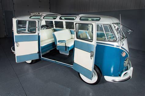 volkswagen microbus 2017 interior 1966 volkswagen 21 window microbus 189963