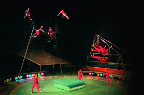 stardust theatre the great flying circus