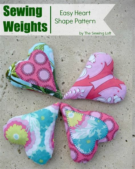 shaped pattern weights 30 scrap fabric projects the sewing loft