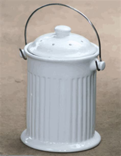 compost canister kitchen compost can a way to collect materials for your