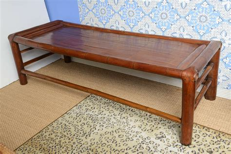 bamboo daybed vintage bamboo daybed for sale at 1stdibs