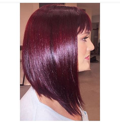 wella formulas wella formula for a shining red violet hair color red