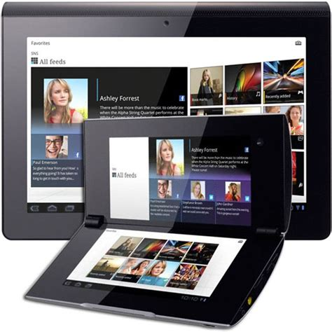 sony xperia sony tablet p s to get android ics update this gadgetian
