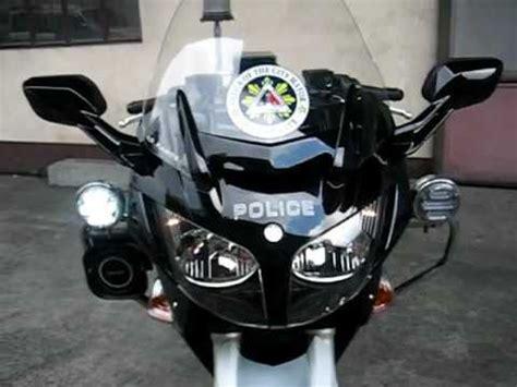 yamaha fjr 1300cc police motorcycle youtube