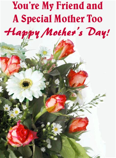 happy mother s day to the best friend heaven sent free animated happy mothers day gif images graphics