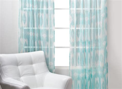Aqua Sheer Curtains 93 Best Images About Curtains On