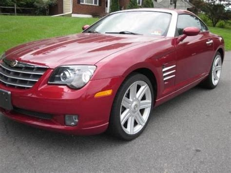 electronic stability control 2006 chrysler crossfire roadster free book repair manuals buy used chrysler crossfire limited coupe 2006 3 2l in milford new jersey united states for