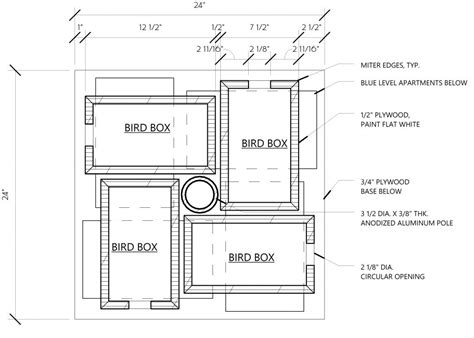 Purple Martin Bird House Plans T 14 Purple Martin House Plans Free