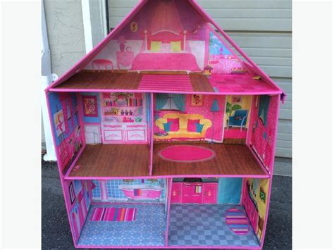 light up doll house pop up calego modern doll house saanich victoria