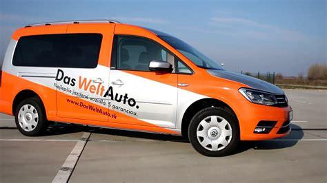 Vw Das Auto Youtube by Das Weltauto Vw Caddy Maxi Youtube