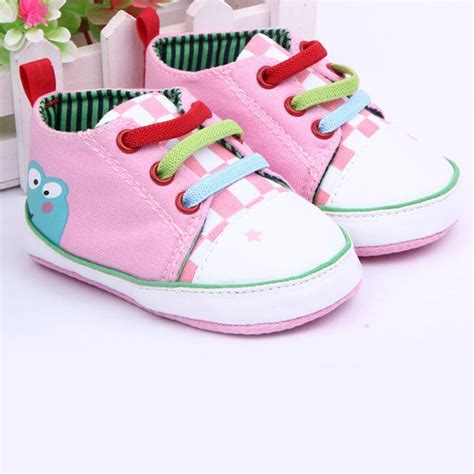 cute pattern shoes cute frog pattern baby boy girls canvas casual shoes soft