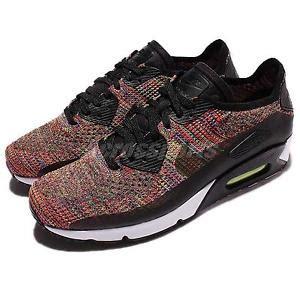 Nike Air One Rainbow List Tosca Sepatu Casual Wanita Kerja nike air max 90 ultra 2 0 flyknit multi color rainbow running 875943 002