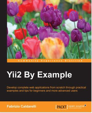 yii2 advanced tutorial for beginners yii2 by exle packt books