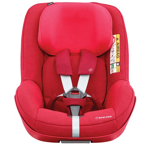 maxi cosi safety seat  pearl  vivid red buy