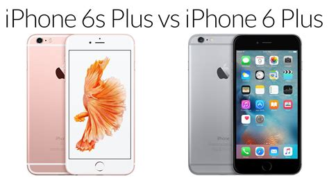 iphone 6s plus vs iphone 6 plus vale a pena o upgrade