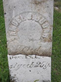 samuel j. judah (1835 1860) find a grave memorial