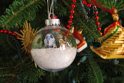 diy star wars the force awakens glowing snow globe holiday