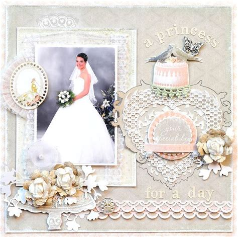 scrapbook layout wedding 17 best images about wedding scrapbook pages on pinterest