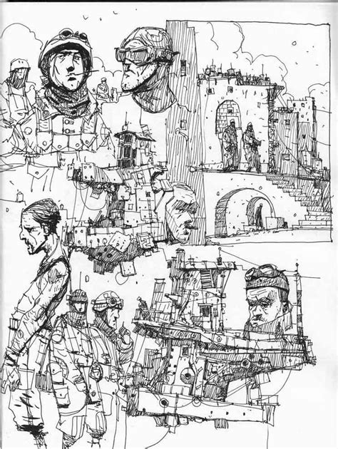 Ian McQue on in 2020 | Cool drawings, Sketches, Sketch