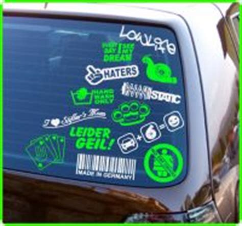 Sticker F Rs Auto Tuning by Jdm Aufkleber Decals Shop Tuning Auto Sticker Bombs Im