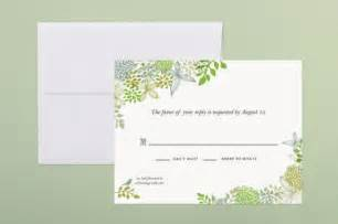 wedding rsvp cards wording wedding rsvp wording how to uniquely word your wedding