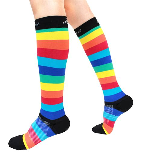 colorful compression socks for nurses 110 colorful compression socks which make compression