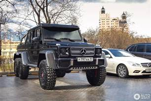 mercedes g 63 amg 6x6 11 may 2017 autogespot