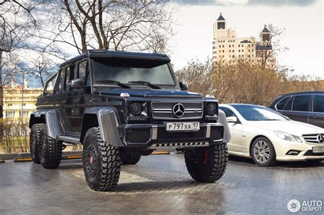 mercedes g class 6x6 mercedes g 63 amg 6x6 11 may 2017 autogespot