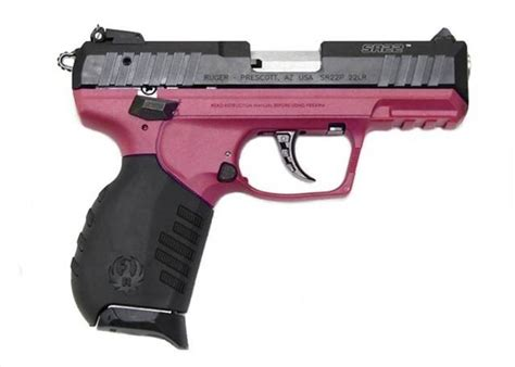 ruger sr22 colors need opinions on the color of ruger i want