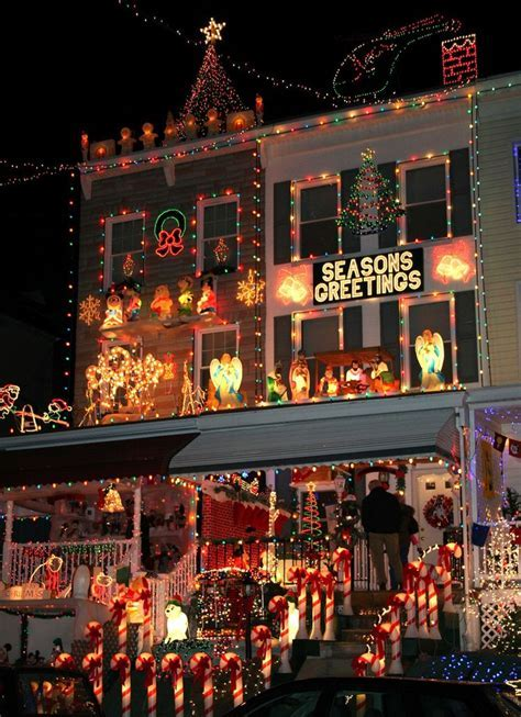 1129 best Christmas Lights images on Pinterest   Christmas