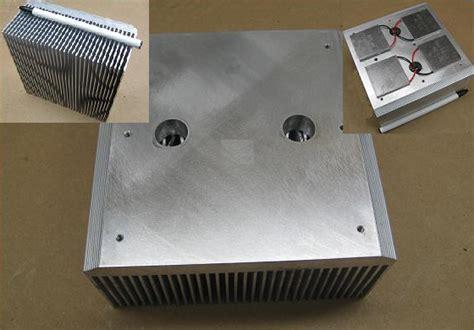 teg generator heat sink espressomilkcooler