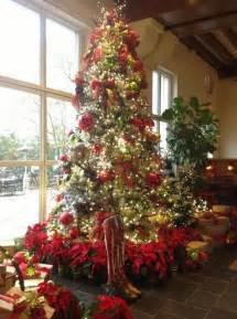 country christmas tree decorations home for the