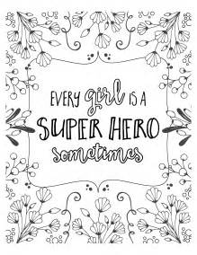 best friend quote coloring pages free super hero sketch template