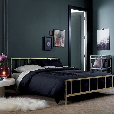 Room Painted Black | painting and design tips for dark room colors
