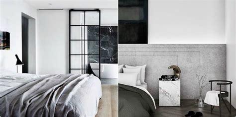 bedroom design ideas modern  monochromatic