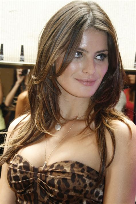 hair isabeli fontana beauty hair make isabeli fontana i stealing beauty i pinterest