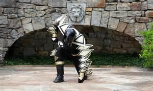 black dino thunder cosplayer power rangers djzippy deviantart