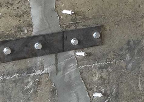 Reparer Placo Cass by Reparer Fissure Trendy Rparer Un Plafond Fissur Plafond