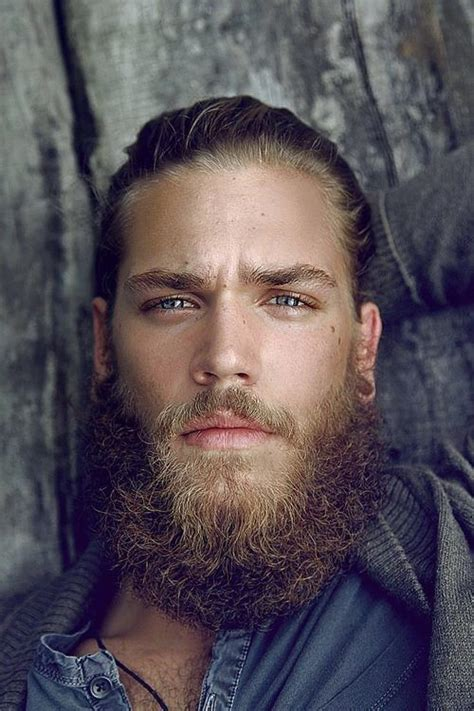 ideal beard length 20 best blonde beards to try right now beardstyle